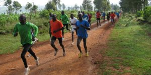 success of African runners